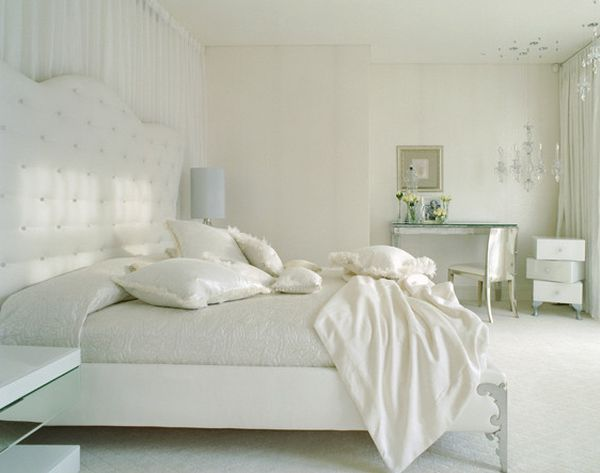 White bedroom design ideas simple serene and stylish