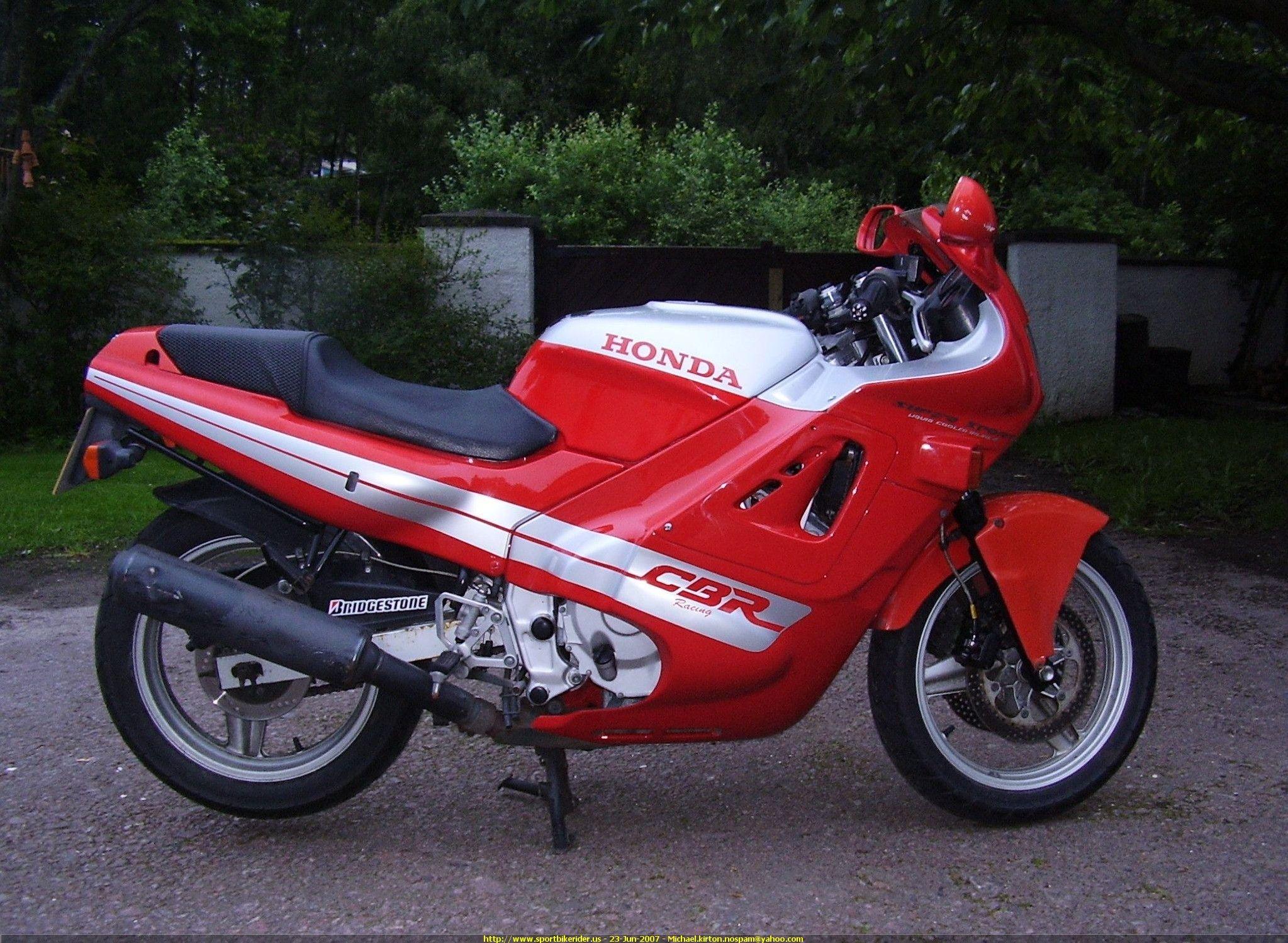 Honda Cbr600f 1988 Eye Catching Bikes 5 Honda Cbr 600 Honda