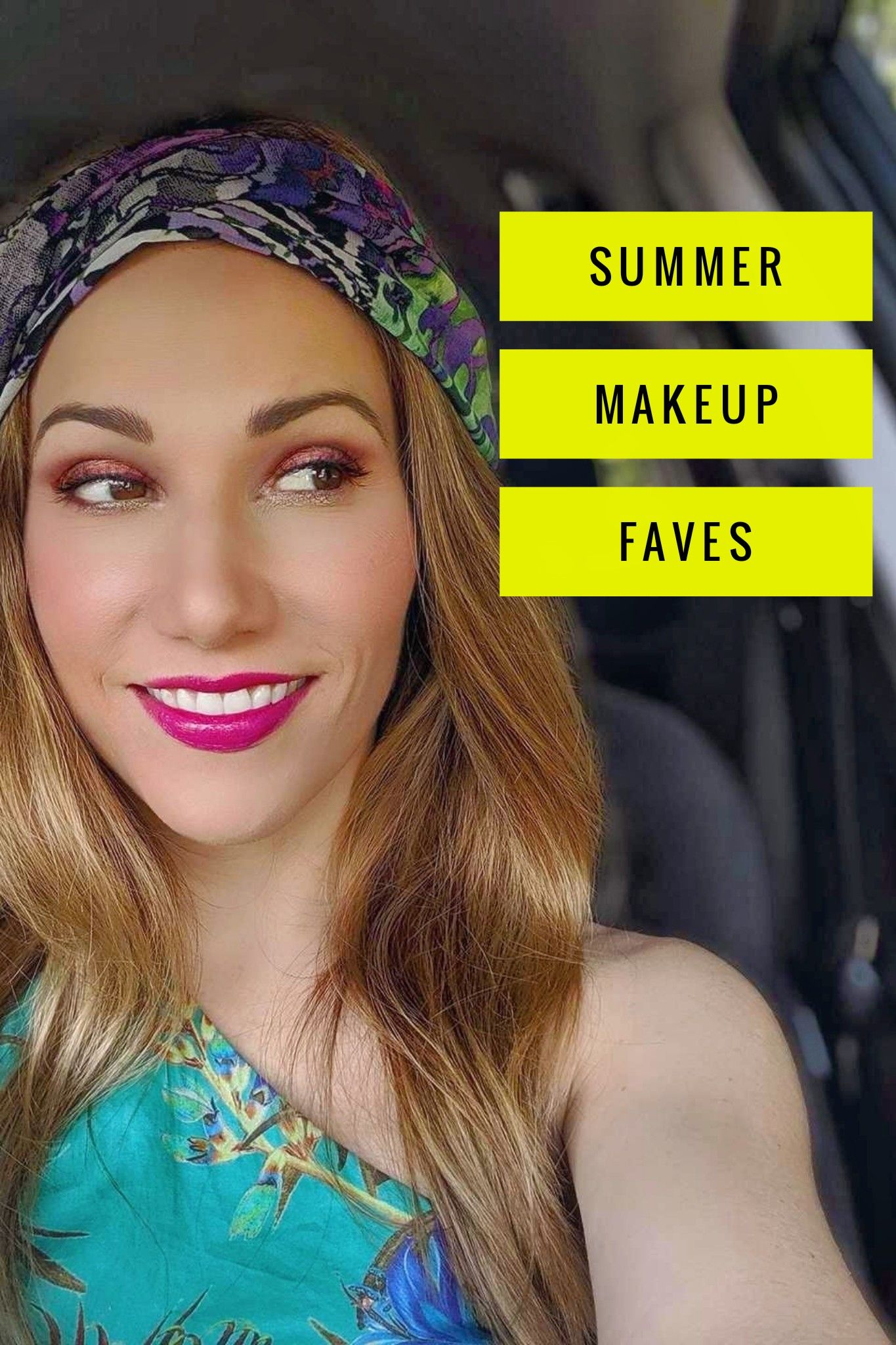 My Favorite Makeup For Hot Weather Beauty Summer Makeup Natural Makeup Looks