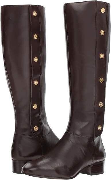 46e2cae3f5b5 Nine West Oreyan Women s Boots Knee High Boots