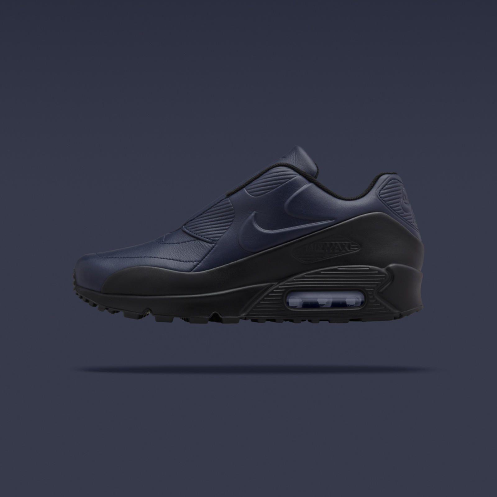 Nike News - NikeLab x sacai Brings a Feminine Edge to Sport Classics