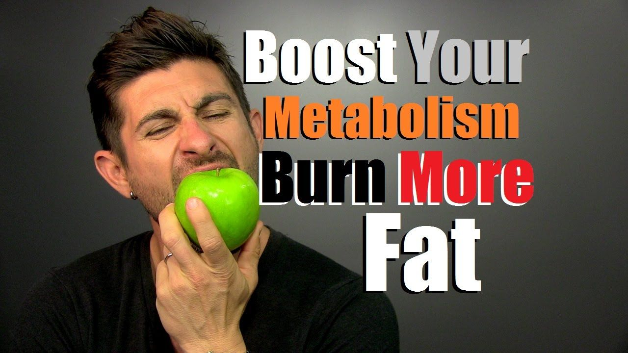 EASY WAYS TO BOOST YOUR METABOLISM http//crazymassreview