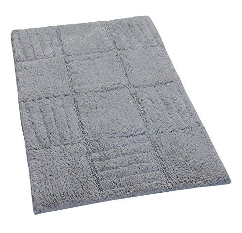 Castle Hill Chr Board Spray Latex Back Bath Rug 17 By 24 Inch Silver Hot New Pinterest Rugs And