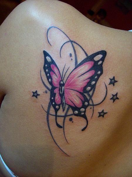 Photo of Butterfly tattoo – Tattoo – #butterfly #tattoo