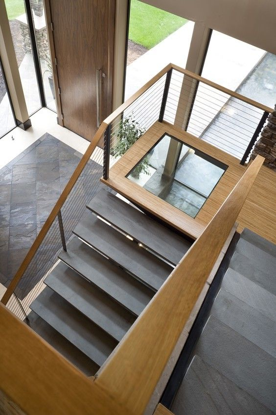 Exterior Of Mudroom Addition In Portland Oregon I Love The Porch: Contemporary House Plans, Glass Floor, House Plans