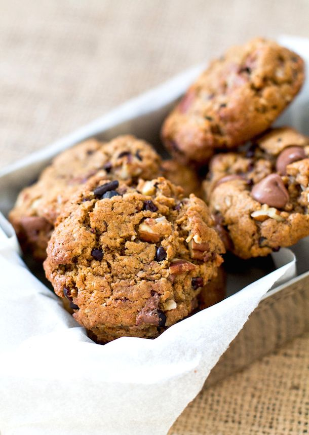 recipe: cacao nib cookies vegan [10]