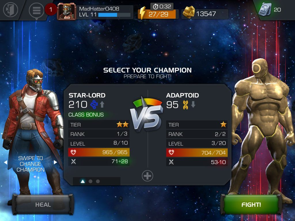 marvel contest of champions hack 2018 no verification