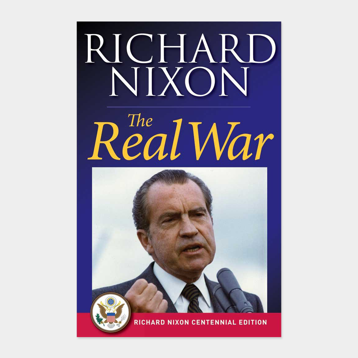 Richard Nixon Watchmen: Books, War, Presidents