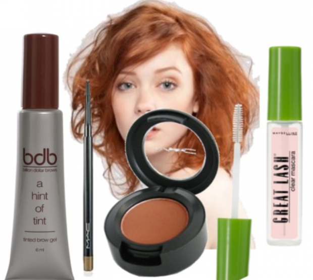 How to be a Redhead | Eyebrows redheads, Red eyebrows ...