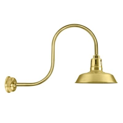 Raw brass gooseneck gathering home pinterest lighting our core lighting range consists of gooseneck lights rustic wall sconces commercial lighting options and vintage pendants aloadofball Gallery