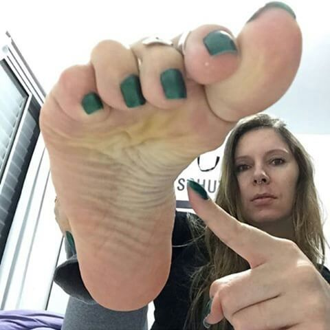 mom Black foot fetish