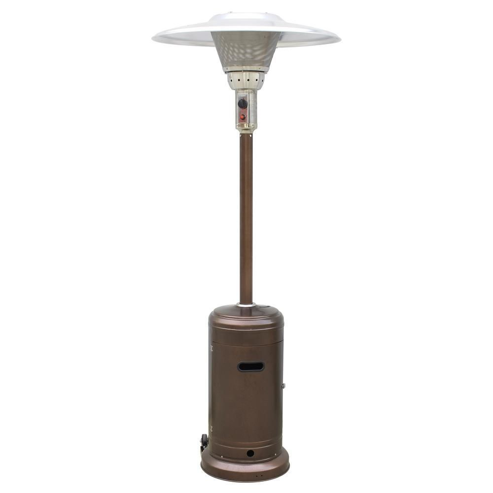 Hiland btu bronze propane gas commerical patio heater