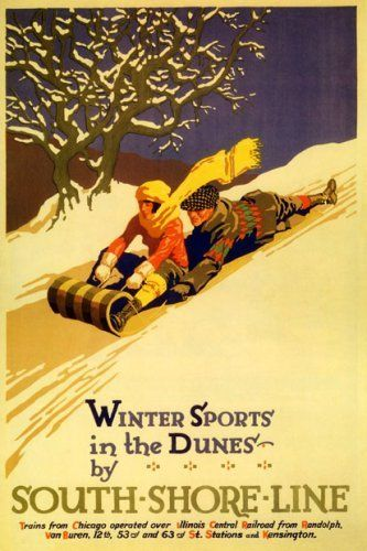 POSTER TAOS NEW MEXICO SKIING SKI SNOWBOARD WINTER SPORT VINTAGE REPRO FREE S//H