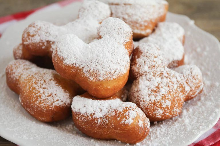 Photo of EINFACH Mickey Mouse Beignets – I Heart Naptime