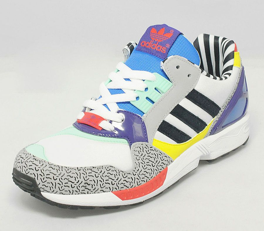 Memphis Group x adidas Originals ZX 'Post Modern' Pack | KicksOnFire.com