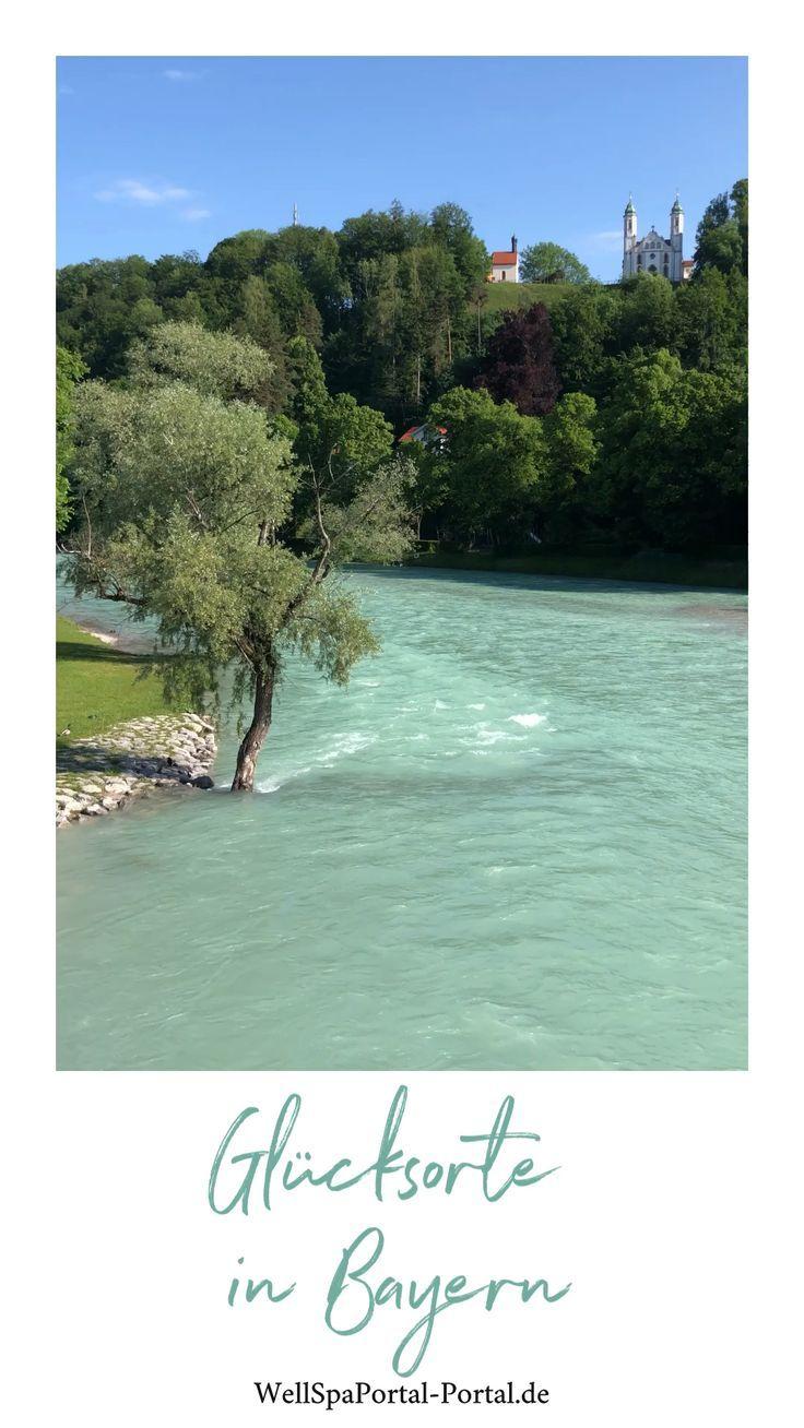 Bayern Glücksorte beste Reisezeit schönste Ziele Ausflugstipps #vacationlooks