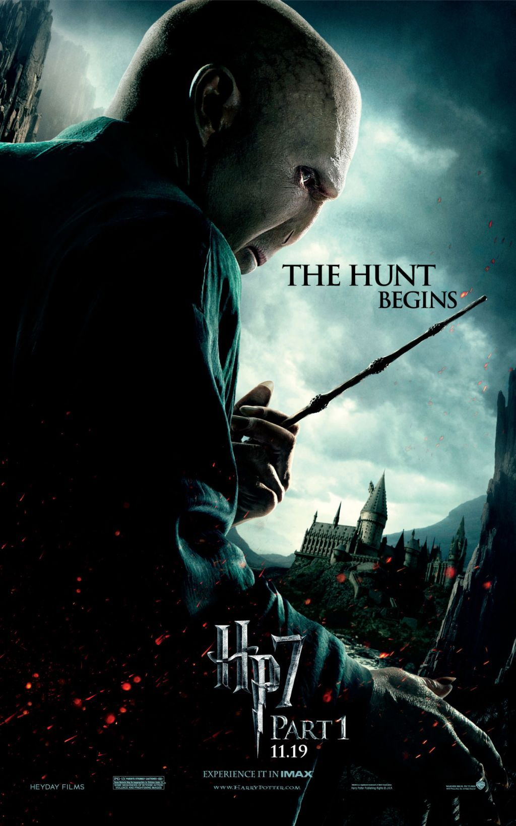 Harry Potter And The Deathly Hallows Part I Movie Posters Harry Potter Movie Posters Deathly Hallows Movie Harry Potter Movies