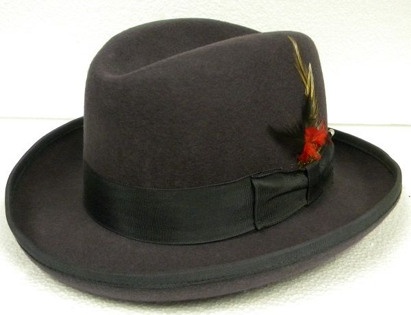 84ffa8c8156b0 Godfather Hats Homburg Hats