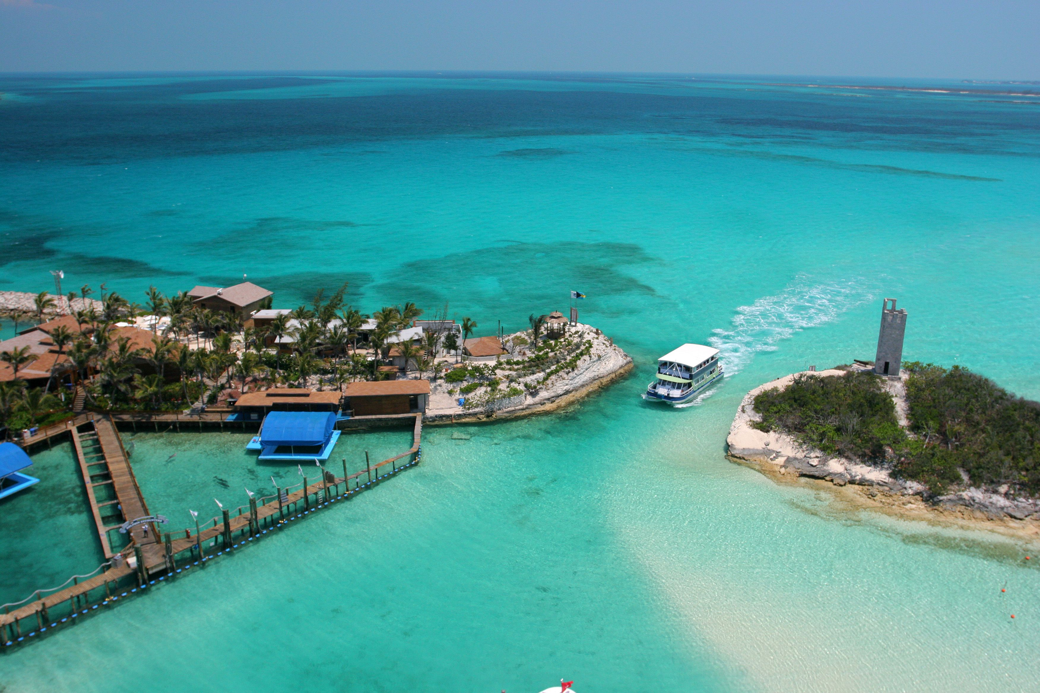 Nassau, Bahamas Swam with the dolphins. | Favorite Places ...