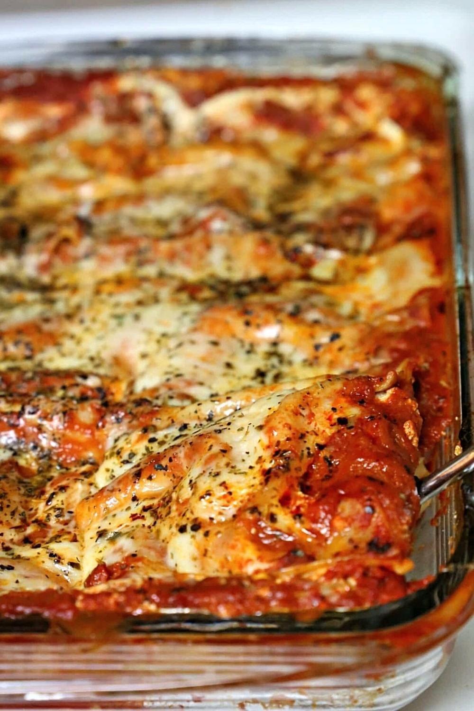 Photo of The Best Cheesy Lasagna Recipe