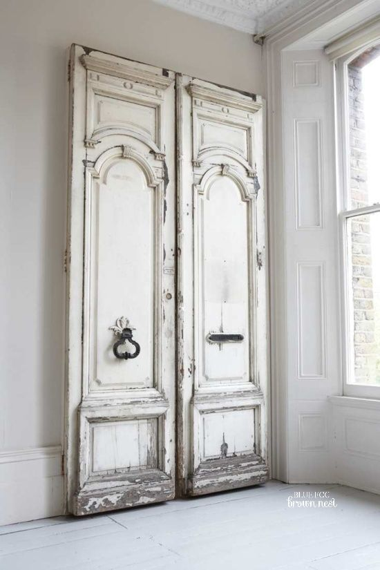 How are those for closet doors? Love the