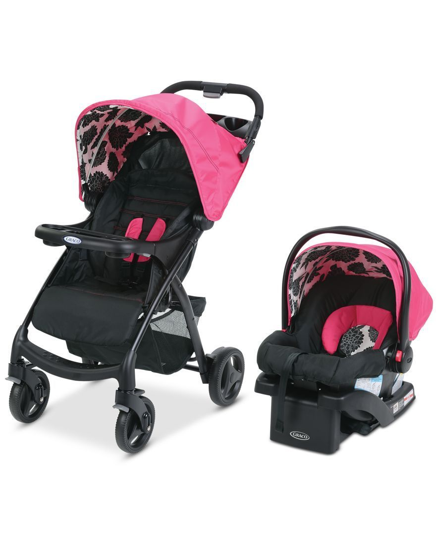 Graco Baby Verb Click Connect Travel System Click