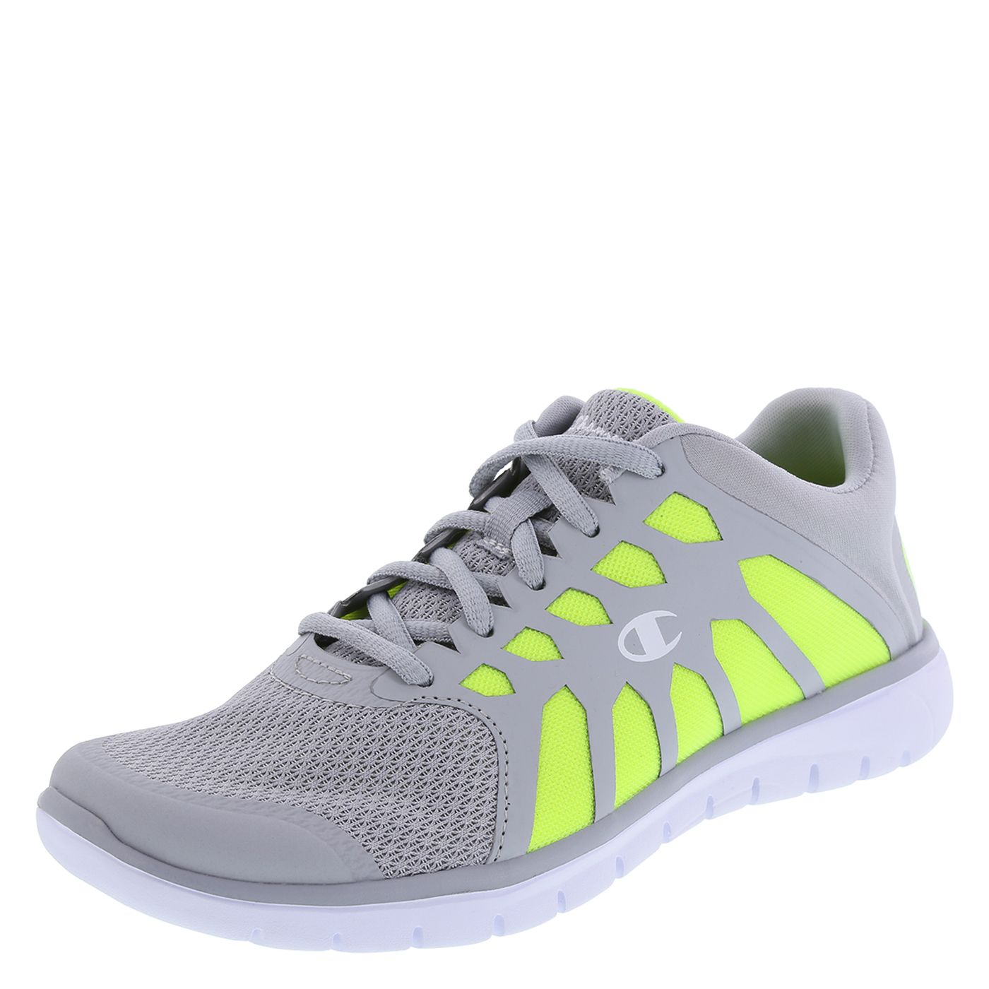 37986daa5d86e Grey and lime runners.