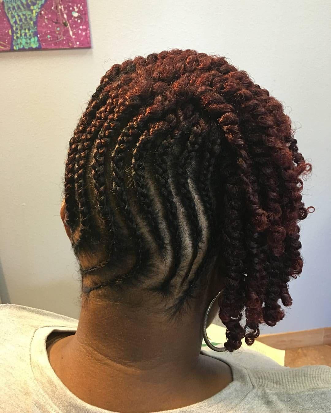 Braids And Twists Natural Hair Natural Hair Twists Hair Twist Styles Natural Braided Hairstyles