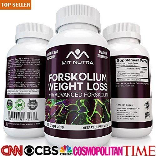 Forskolin For Weight Loss 2017 2018 Best Selling Diet
