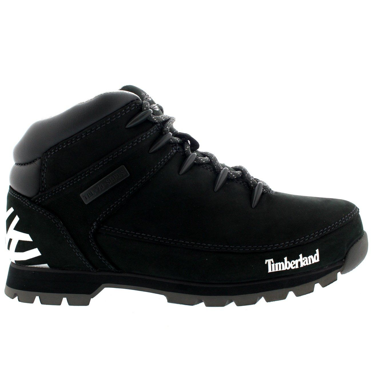 f3a0d4ceec Timberland Mens EURO Sprint Hiker Hiking Leather Grey Ankle Boots Dark Grey  9.5 -- Want additional info? Click on the image. (This is an affiliate  link) # ...