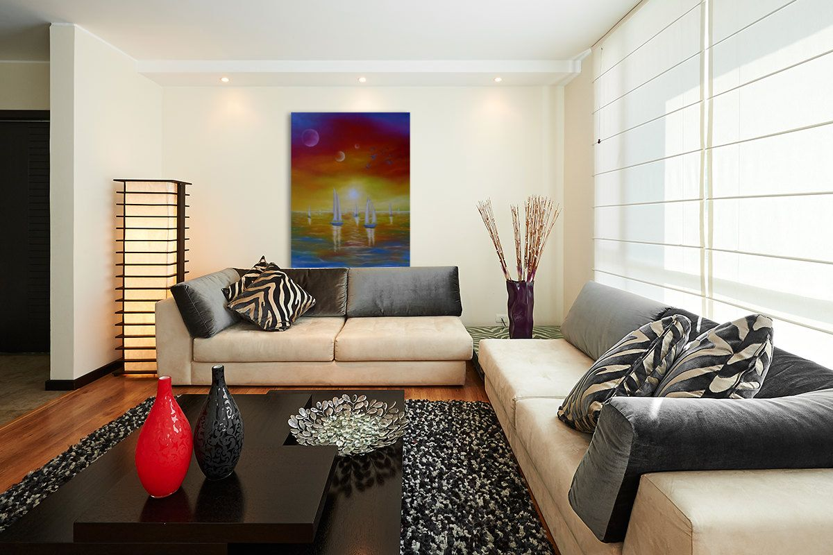 Wall decor fine art oil painting canvas