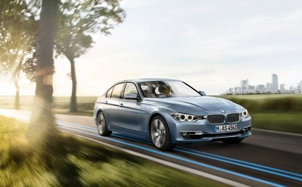 BMW Releases Pricing, Performance Estimates for 2013 ActiveHybrid 3