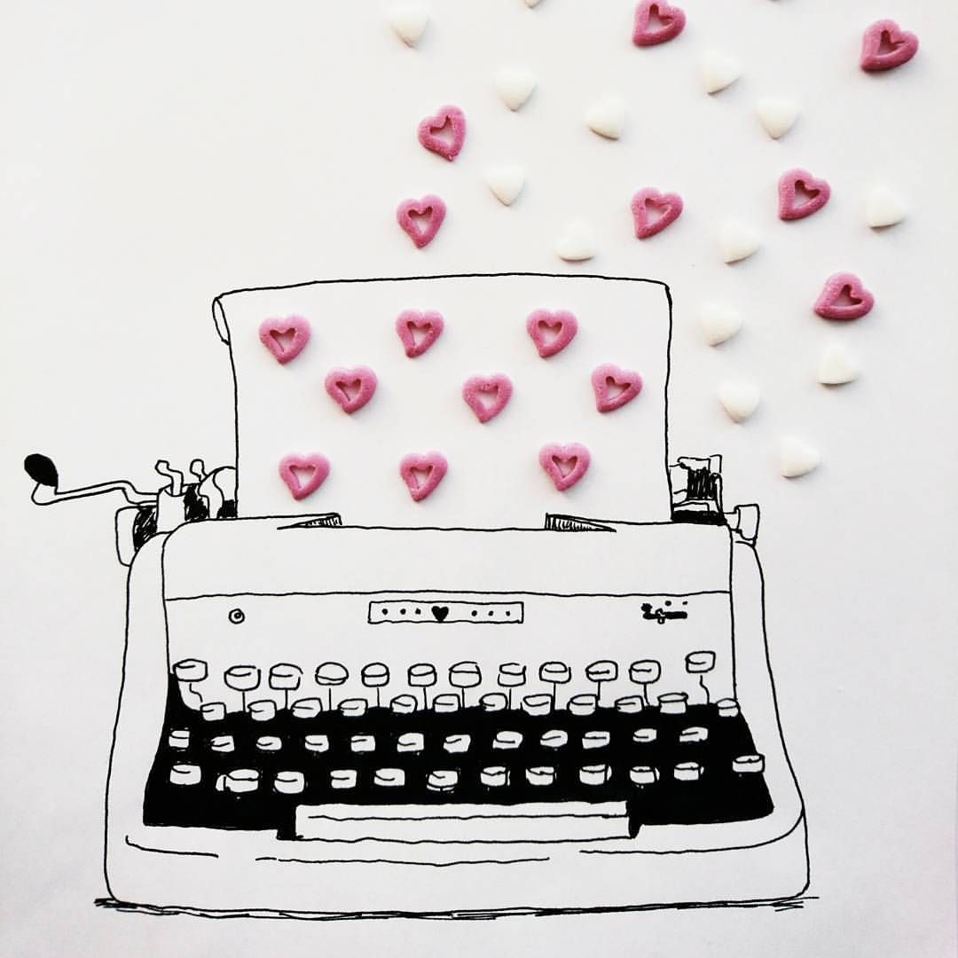 Still our photography and doodles and hearts | Flat Lay Photography ...
