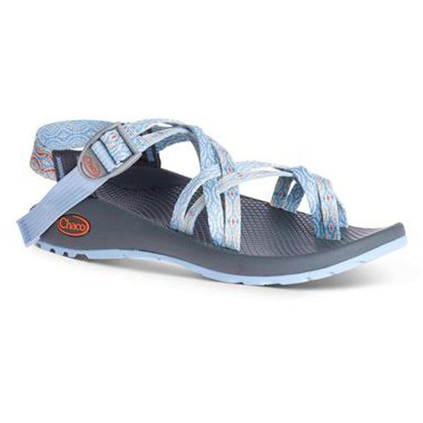 91499f7c40a2da Chaco Women s ZX 2 Classic Casual Sandals Sphere Blue
