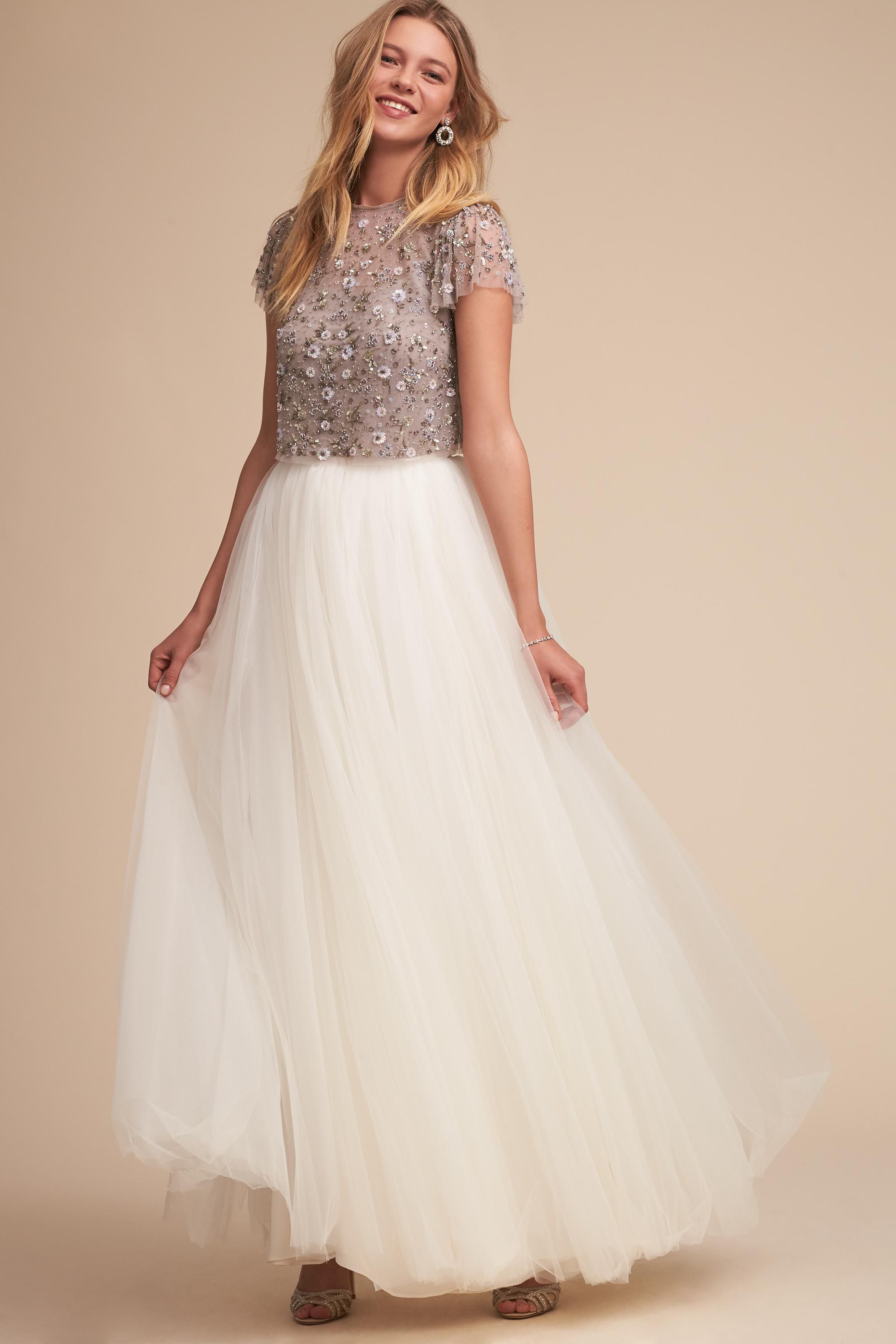 1caa5fe4a Comet Top   Amora Skirt from  BHLDN