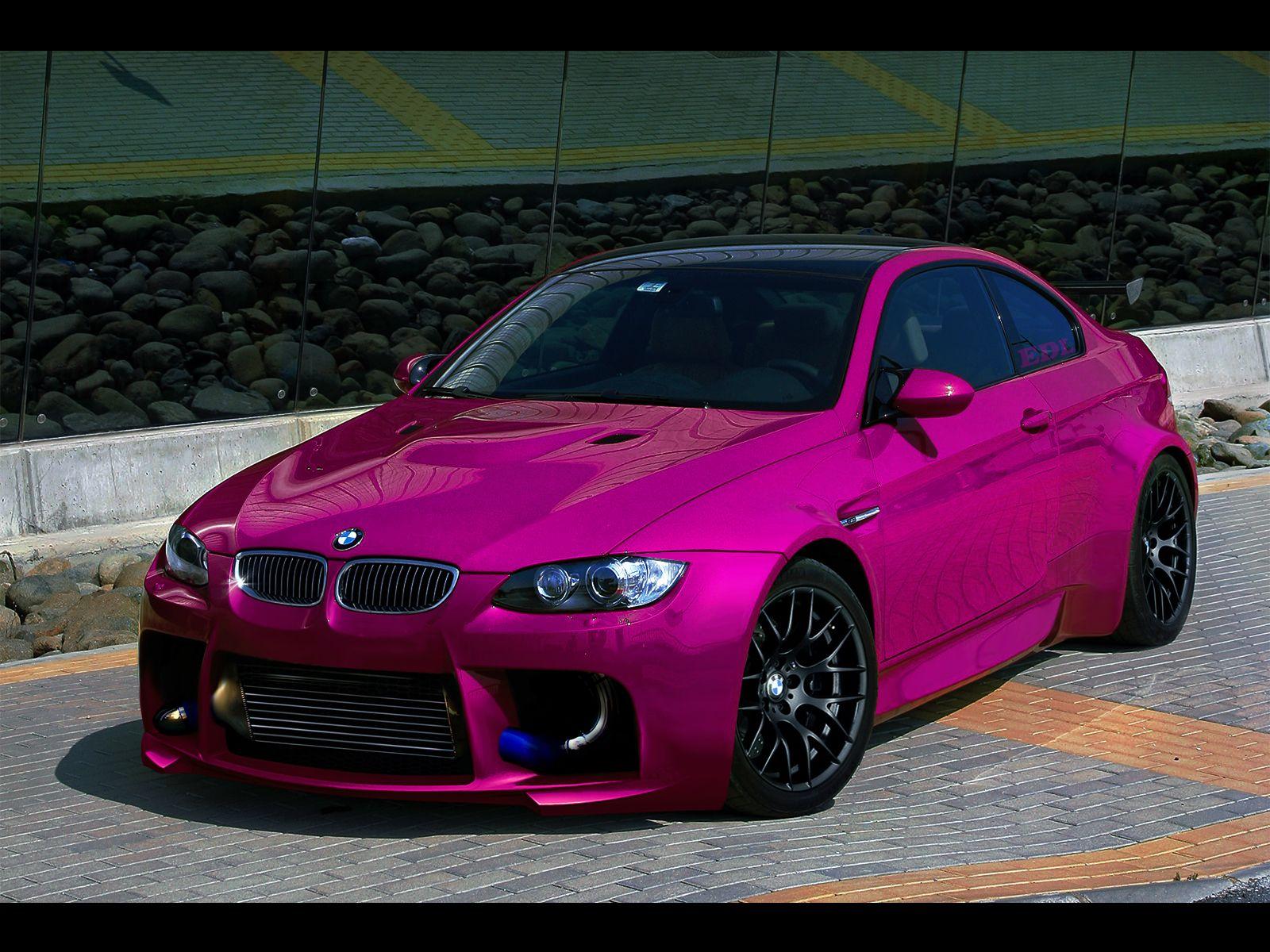 Bmw M3 Modif By Edldesign On Deviantart Bmw Pink Bmw Bmw M3