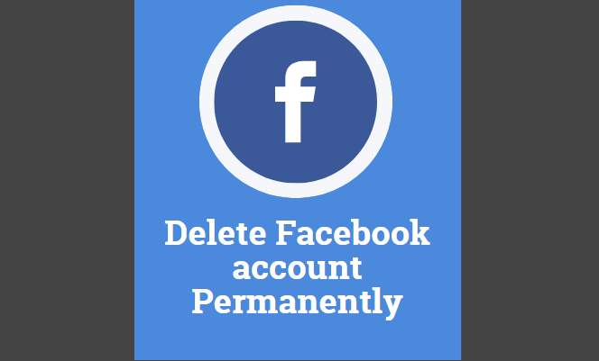 How Can I Delete My Facebook Account Permanently Delete Facebook Accounting Facebook