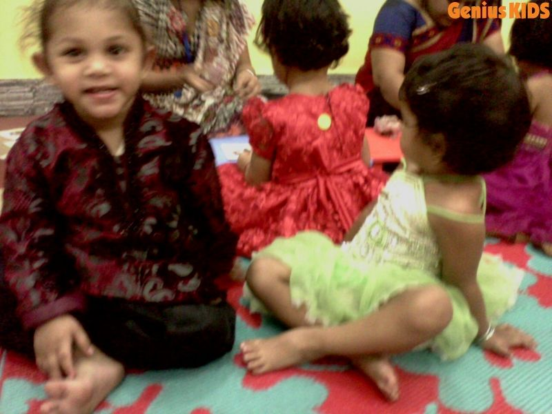 Parents are welcome at their child's school. A good play school cum parenting development centre in Kolkata believes a parent is the first and primary caregiver of a child.
