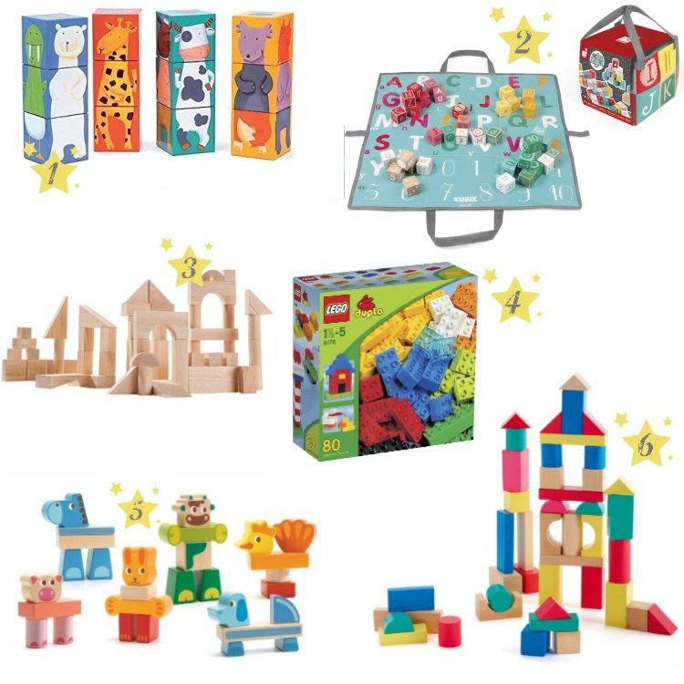 Idées jeux de construction indispensables pour enfants de 2 ans Noël anniversaire | Cadeau ...