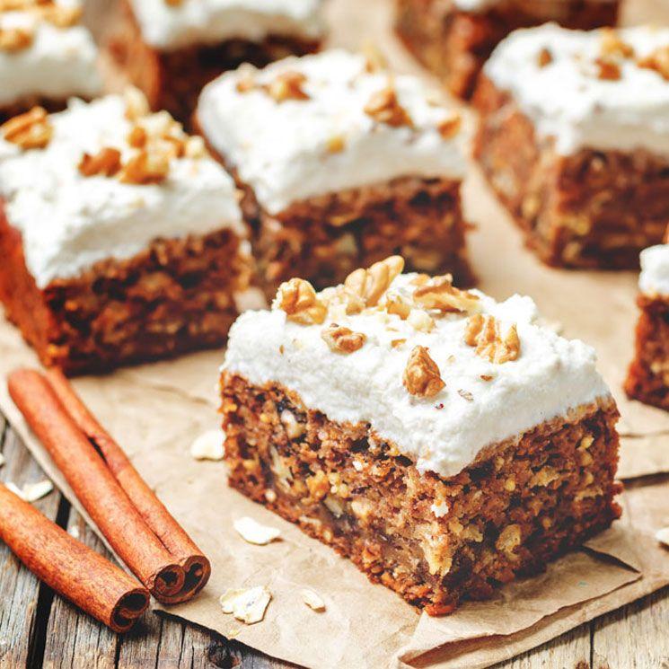 receta bizcocho de zanahoria para diabeticos