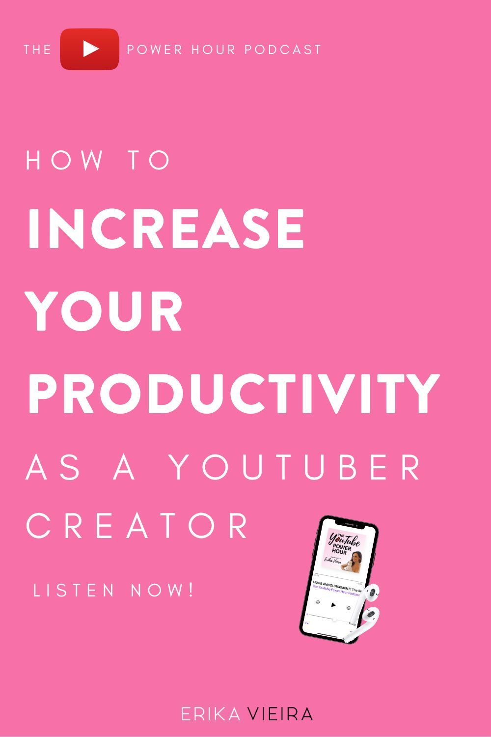 How to be more productive today! Start growing your