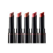 Perfect Lips Curving Lip Stick from Tony Moly Creamy smooth in texture. Comes in 5 shades. Gives great colour to the lips. Lipstick has a curved shape to reach and cover each part of the lip, creating volumized lips.