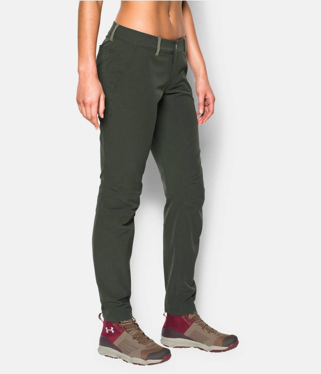 996703c80a4 Shop Under Armour for Women's UA ArmourVent™ Trail Pant in our Womens  Bottoms department. Free shipping is available in US.