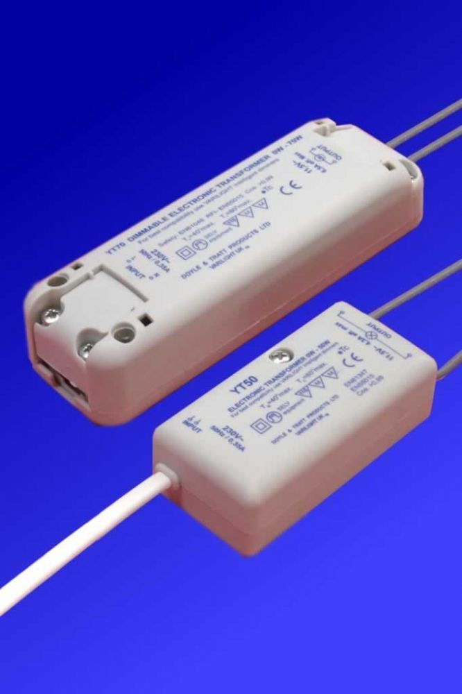 Varilight Lighting Transformers Dimmable Low Voltage with Terminals or Leads