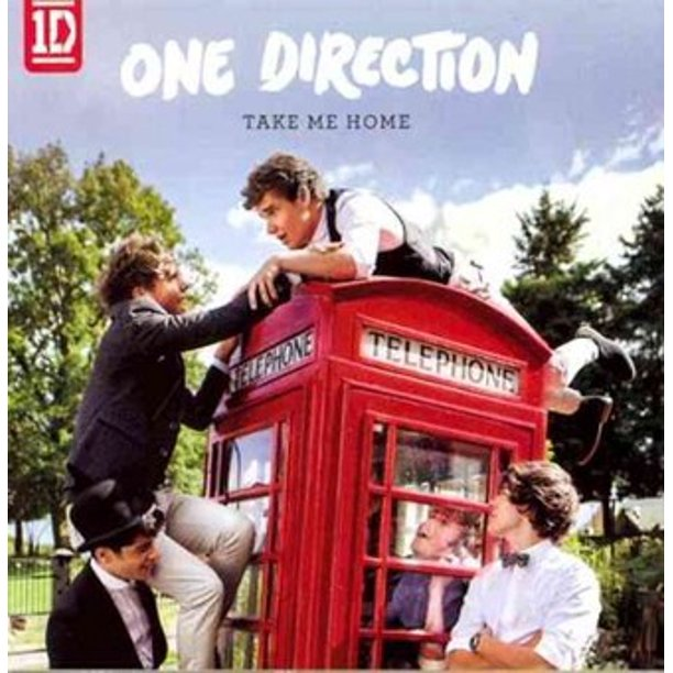 Photo of One Direction – Take Me Home – CD