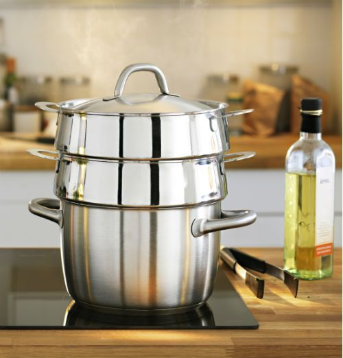Scanpan 10 1 4 Inc Pasta Insert Tried It Love It Click The Image Steamers Stock And Pasta Pots Scanpan Pasta Cookers Cookware Design