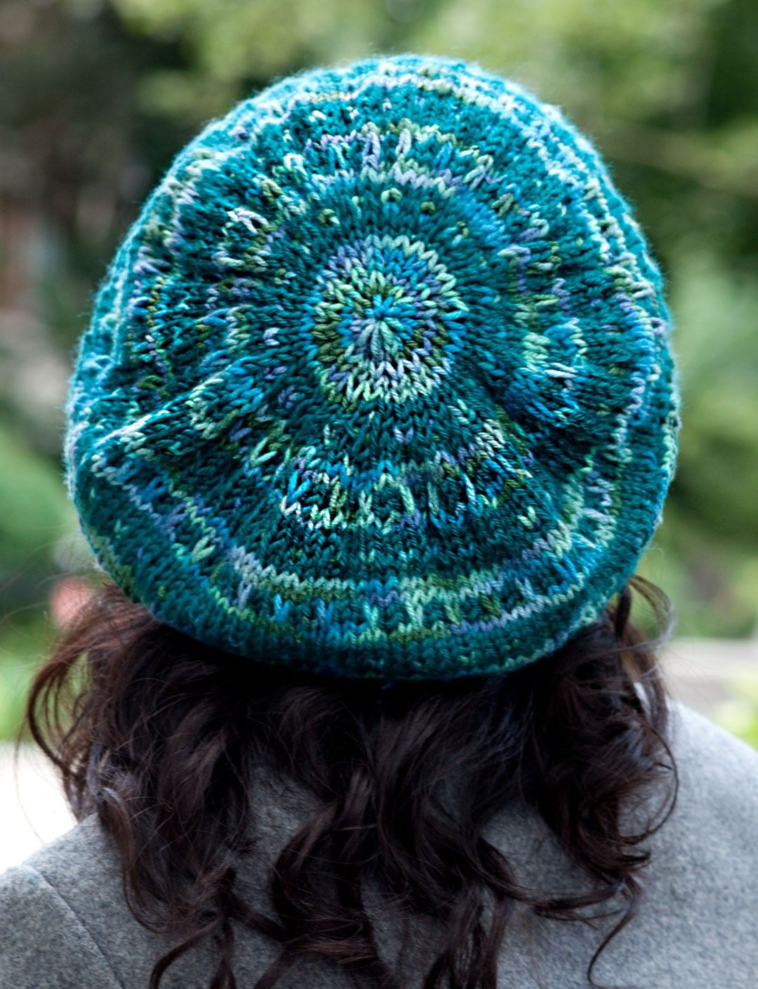 Slip Stitch Beret - Patterns | Yarnspirations. Easy, free pattern ...