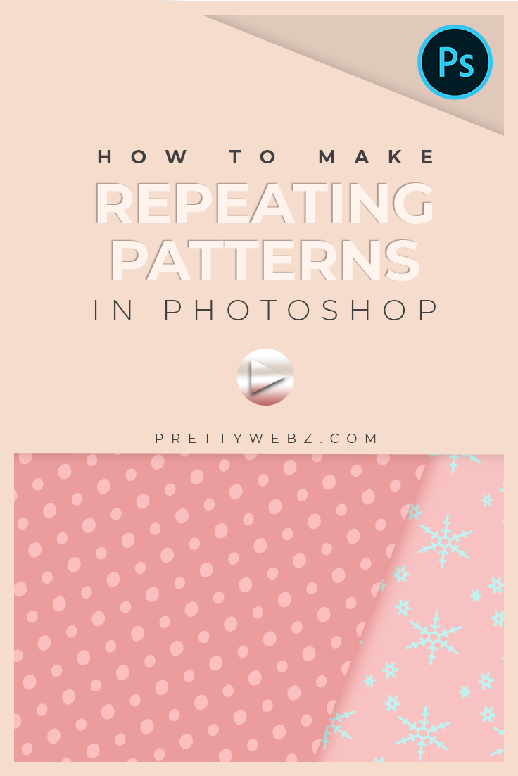 Join Me As I Show You How To Make Repeating Seamless Patterns In
