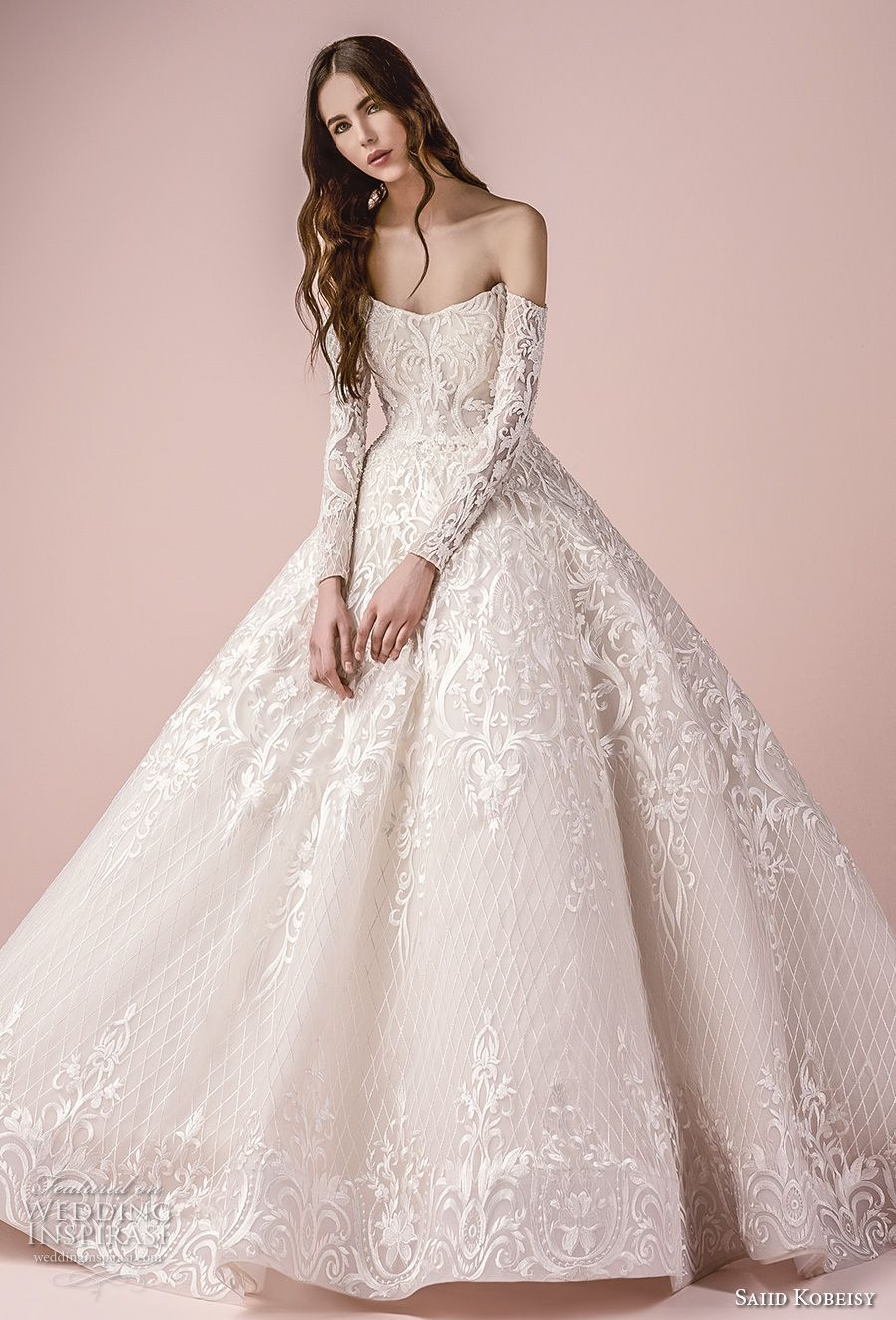Saiid kobeisy wedding dresses bridals pinterest wedding