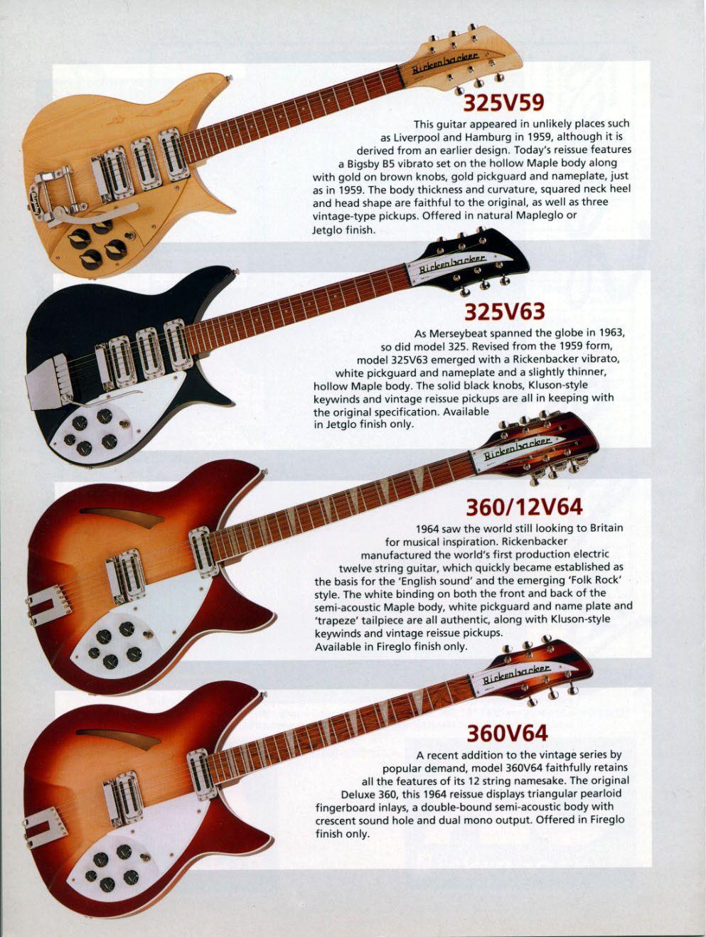 Rickenbacker Guitar Wiring Diagram 5 Control B